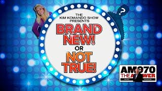 'Brand New or Not True' with guest John Gambling