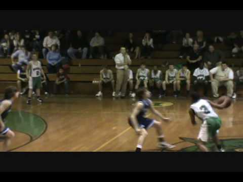 tyler bray belmont middle school basket ball highlights vs stanley