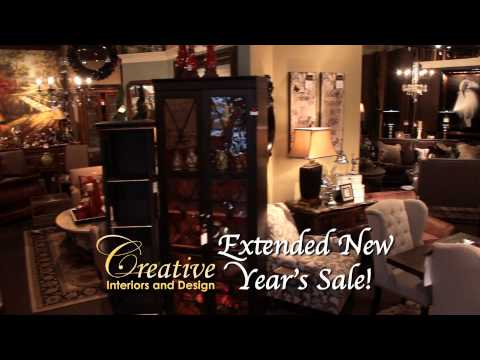 "Creative Interiors & Design ""January Sale"""