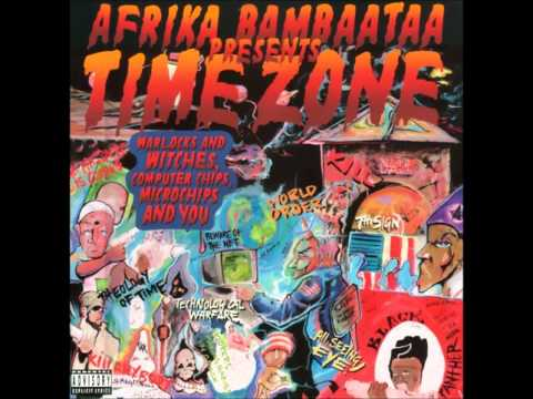 Afrika Bambaataa - Godfather (Take You Higher)