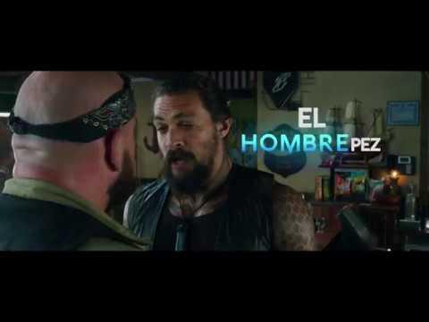 Aquaman Hombre Pez 06 Oficial Warner Bros Pictures Youtube