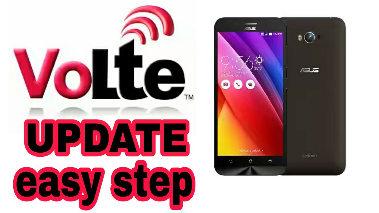 How to install/update volte on Asus ZenFone max(16gb/32gb)2016 n 2016 model  (prove) follow my step