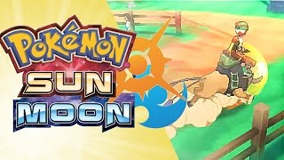Pokemon Sun & Moon HIDDEN SECRET!! HOW TO RIDE TAUROS & GET FREE ITEMS FOR THE FULL GAME!!
