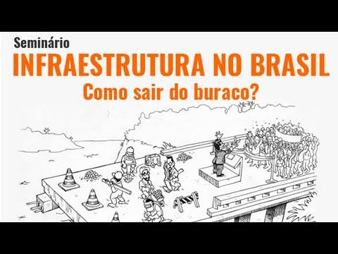 Infraestrutura no Brasil: como sair do buraco?