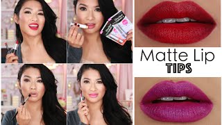 How-To: Matte Lip Trend (My Favorites)