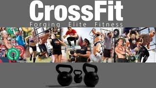 видео Кроссфит тренировки: примеры упражнений и тренировок