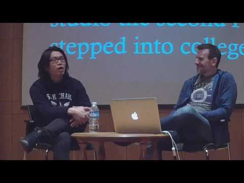 Capital University interview with Will Yip  - part of Creative Arts Workshop 4/1/2017