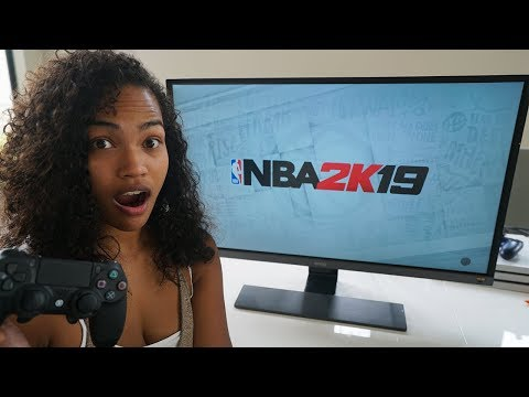 ANGRY GIRLFRIEND DELETES BOYFRIENDS NBA 2K MYCAREER PLAYERS!!! LEADS TO A BREAKUP!!!