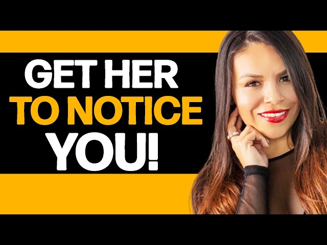 Get Women To NOTICE YOU With A First Impression!   Apollonia Ponti
