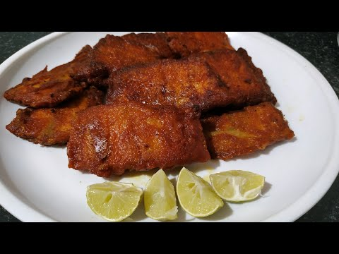 Sole Fish Fry | Leppo (konkani)  Fish Fry | Tongue Fish Fry