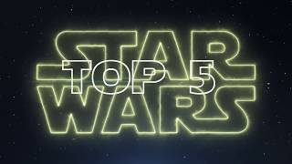 Top 5 Episode 6- STAR WARS Themed TOP 5 Real Estate tips
