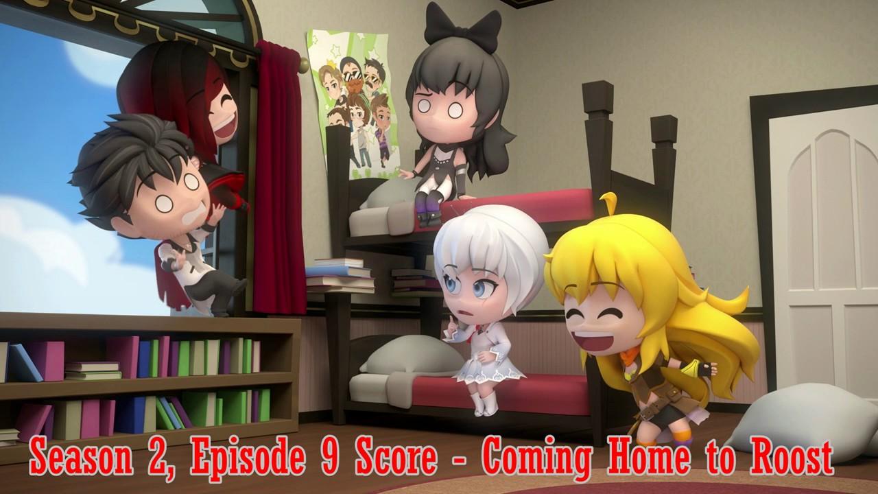 RWBY Chibi: Season 2, Episode 9 End Credits Music