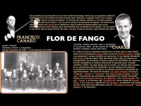 FLOR DE FANGO-FRANCISCO CANARO-CHARLO