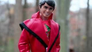 Michael Jackson Thriller Barbie S KEN