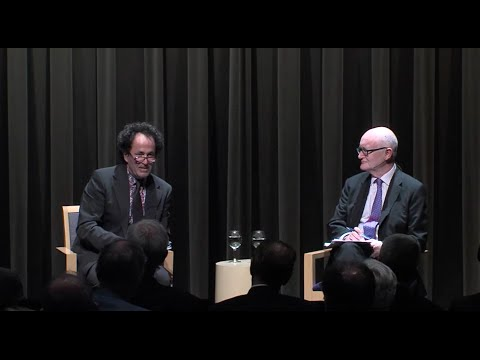 Chancellor Linda Katehi's Colloquium: Nigel Thrift