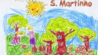 Desenhos e Música do dia de S. Martinho