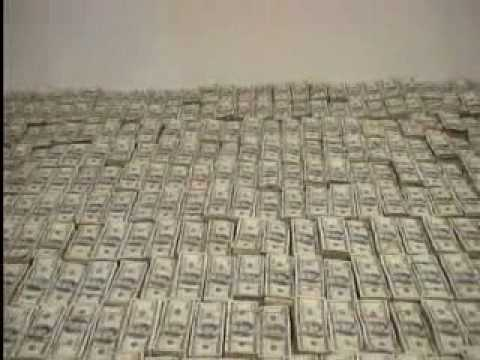 What does a million pounds in cash look like 10
