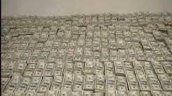 205 million Stacks of money