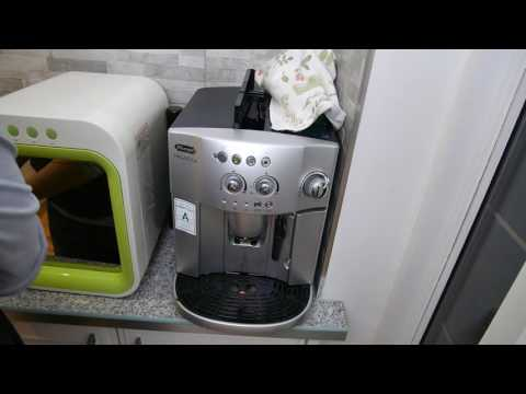 Coffee machine cleaning Delonghi ESAM 4200