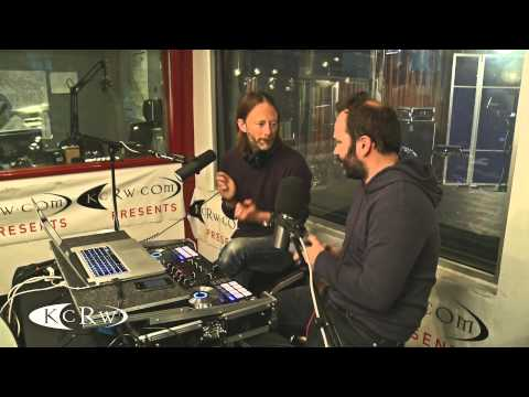 Thom Yorke and Nigel Godrich (Atoms For Peace) Take over KCRW's airwaves
