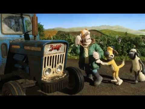 Барашек Шон серия 52 - Очки / Shaun the Sheep - Ewe've Been Framed (HD)