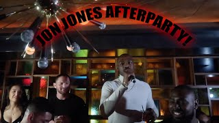 Gambar cover SNEAKING INTO Jon Jones AFTER PARTY (Las Vegas)