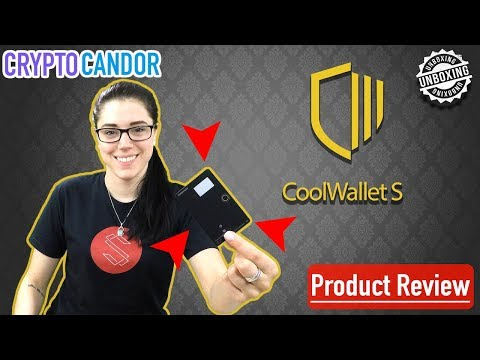 Review & Unboxing | CoolWallet S - Cold Storage For Your Cry
