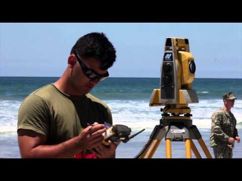 Claiming the Beach: Marines pioneer new survey techniques (Long Version)