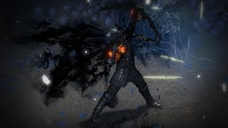 Path of Exile - Gloom Wings Back Attachment