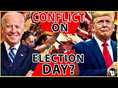 Are We Headed For Major Conflict On Election Day?