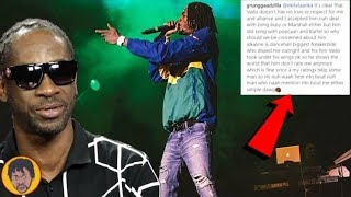 Alkaline DISS Bounty Killa Because Of This