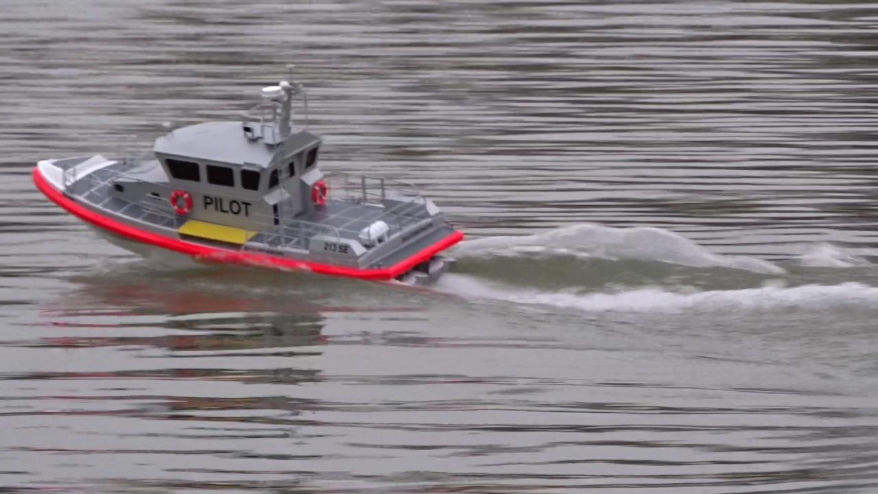 Graupner Multi Jet Boat v2 Boot Neuheit - YouTube
