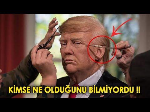Donald Trump'ın Karanlık Sırrı -  Bunu Herkesin Öğrenmesini İSTİYORUM !!