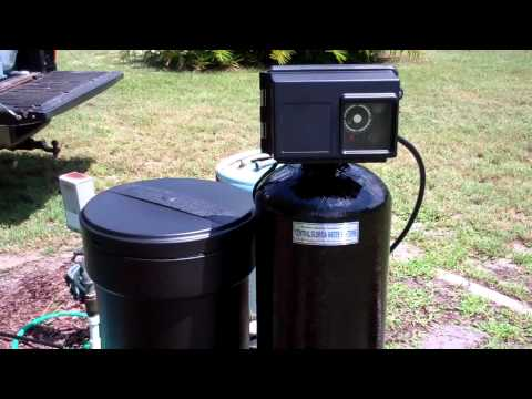Iron Removal Softener