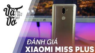 Vật Vờ| Đánh giá phablet xuất sắc nhất của Xiaomi: Mi5s Plus