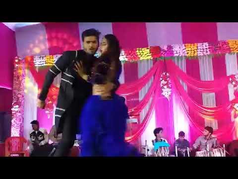 Download Live dance kalu ji ka bhojpuri hit song mera mard mana kiya he rang nahi dalwana he super hit holi s