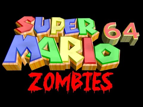 Super Mario 64 ZOMBIES!!! WTF?!?!· CoD World at War Custom Zombies ...