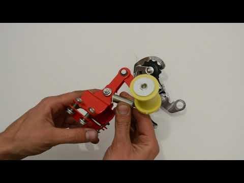 Обзор универсального натяжителя цепи для мотоцикла(абсолютно бесполезный девайс).