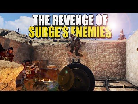 THE REVENGE OF SURGE'S ENEMIES (Rust Duo Survival) #8