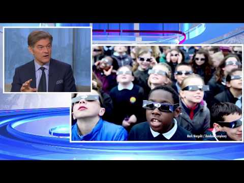 Dr. Oz discusses potential peanut allergy cure, early Alzheimer's detection and eclipse eye safety