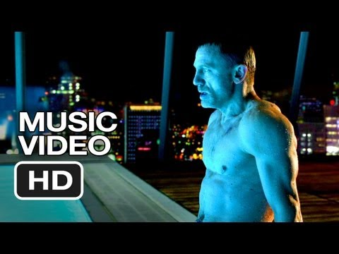 Skyfall Music Video - Adele (2012) - James Bond Movie HD