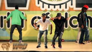 TURF FEINZ | WORLD OF DANCE Bay Area 2010 | Vallejo, CA | YAK FILMS