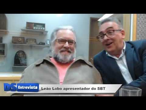 DS entrevista Leão Lobo apresentador do SBT
