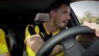 Opel ASTRA Challenge: Roman Bürki vs. Matthias Ginter