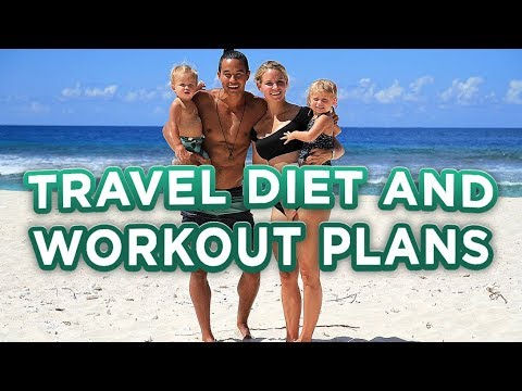 Our TRAVEL DIET and TRAVEL WORKOUT PLANS!! /// WEEK 91: Atlanta