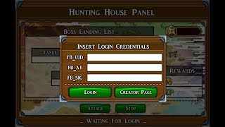 Ninja Saga New Hunting House Panel Desktop [ 100% Working ] | #August 2017