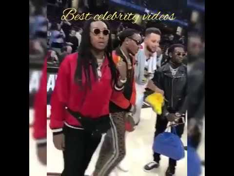 Migos meet stephen curry for the first time youtube migos meet stephen curry for the first time m4hsunfo