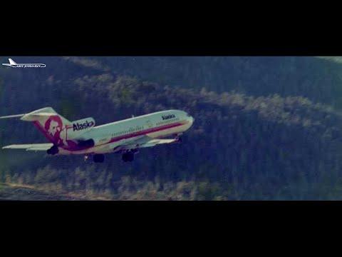Death In The Alaskan Mountains   Alaska Airlines Flight 1866