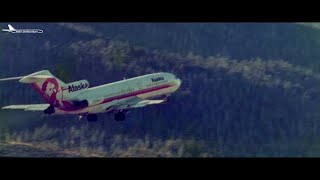 FS2004 - Death in The Alaskan Mountains (Alaska Airlines Flight 1866)