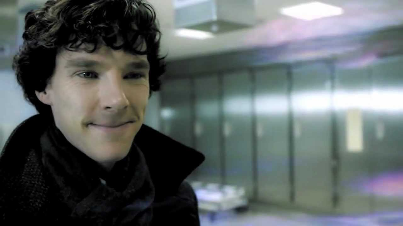 Sherlock sexy